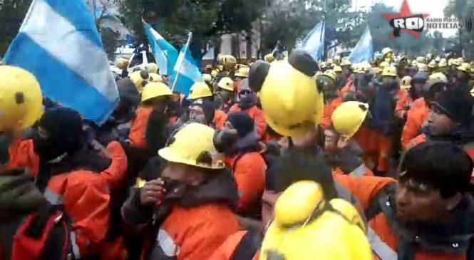 Jujuy: importante triunfo de los obreros mineros de El Aguilar