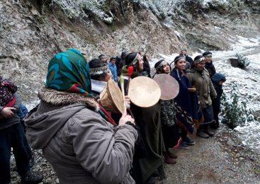 Villa La Angostura: Comunidad Paicil Antriao celebró el Wiñoy Xipantu en el Cerro Belvedere