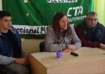 Monte: ATE respaldó al trabajador que difundió las imágenes de la masacre