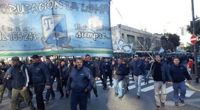 Expreso Lomas: más de 100 días en lucha para restablecer el servicio