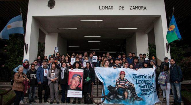 Leonel Sotelo: Suspendieron el juicio oral al policía Fattori para enmendar las nulidades de la instrucción