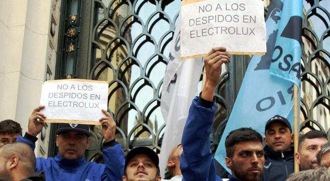 La Justicia ordena la reinstalación de los despedidos en Electrolux