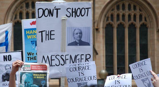 La interminable manipulación procesal del caso de Julian Assange