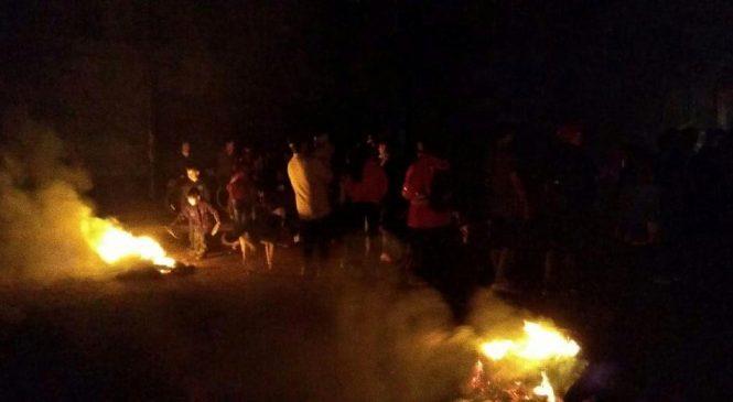 La Plata: 20 mil habitantes sin luz ni agua hace 4 días
