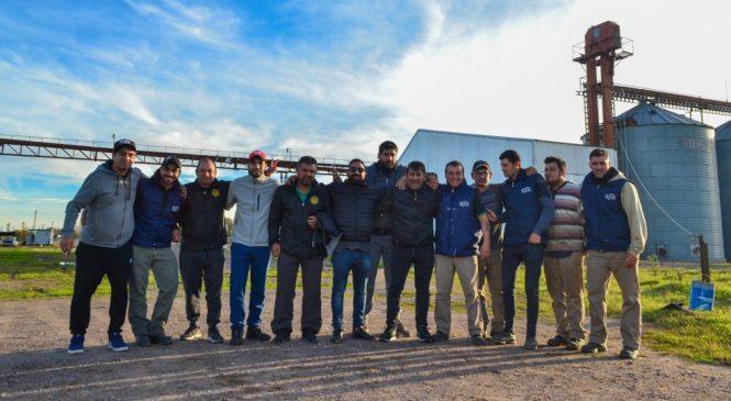 Bolívar: trabajadores aceiteros logran la reapertura de la planta de la Oleaginosa Huanguelén