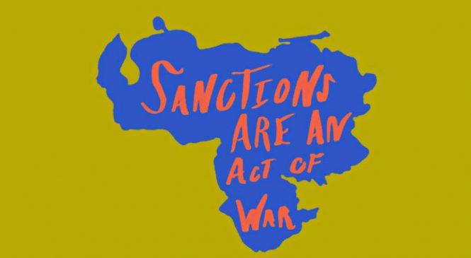 Un sabotaje económico que es letal, ilegal e ineficaz