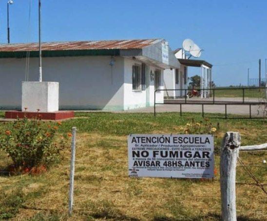 Entre Ríos: Escuelas sin Agrotóxicos