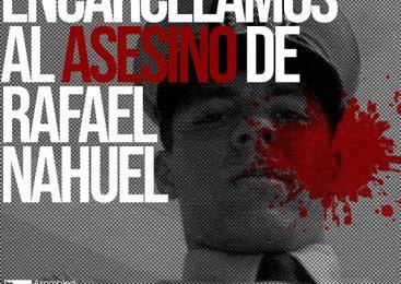 La APDH celebra la detención del asesino de Rafael Nahuel