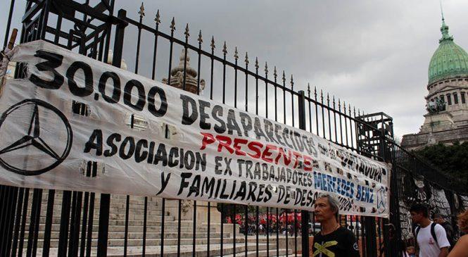 Causa Mercedes Benz: secuestros y torturas para ahogar los reclamos sindicales