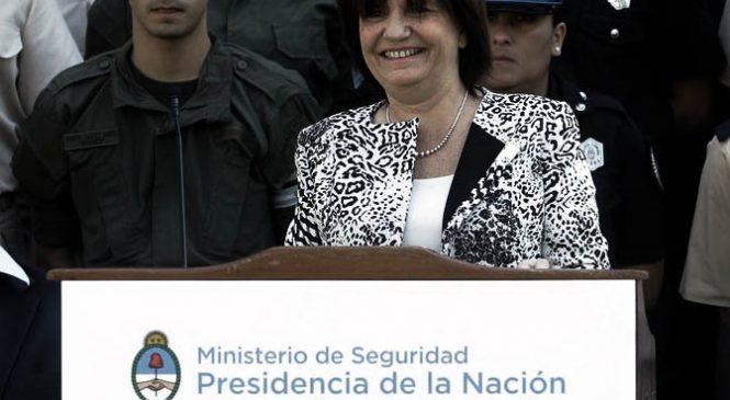 """Denuncian penalmente a Patricia Bullrich por """"ejecutar un plan criminal"""" contra las comunidades mapuches"""