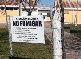 Chernobyl argentino: más de 5000 escuelas rurales fumigadas