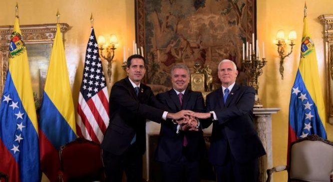 Venezuela: Mike Pompeo coloca en crisis a la oposición y desmonta el Plan Guaidó
