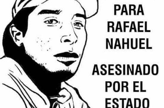 La comunidad Lof Winkul Lafken Mapu visita Buenos Aires