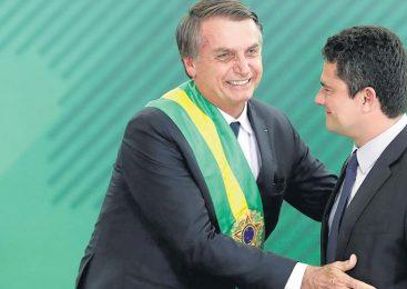 Brasilgate: Complot en portugués se dice Moro