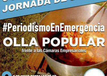 6 de Junio: Periodismo en emergencia