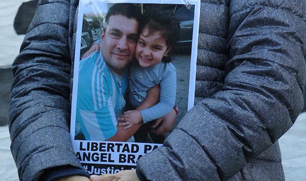 Ángel Bramajo, el chivo expiatorio para sostener la versión policial en el asesinato de Diego Cagliero
