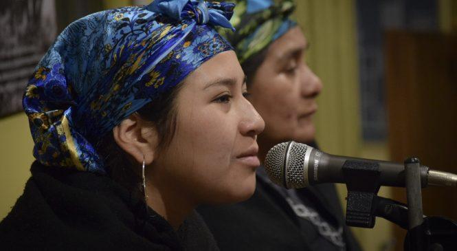 """""""Rafa Nahuel no es sólo un nombre, es la lucha por nuestro territorio"""""""