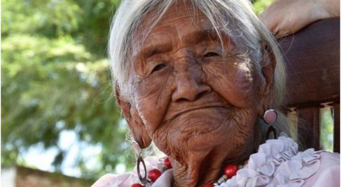 Rosa Grilo, sobreviviente de la Masacre de Napalpí, fue declarada Patrimonio Cultural