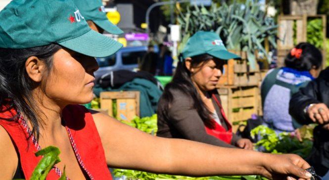"""Alimentazo: """"es necesario un modelo que garantice alimentos sanos a precios justos para el pueblo"""""""