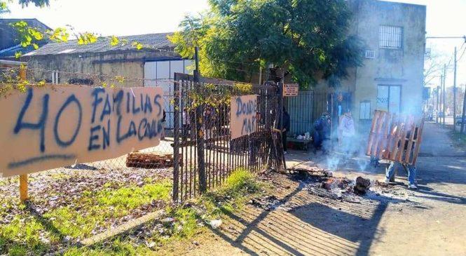 Quilmes: tras 60 años cerró la Papelera Ansabo y quedan 40 obreros en la calle