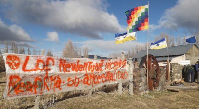 Nuevo proceso de recuperación territorial Mapuche en Costa del Lepa