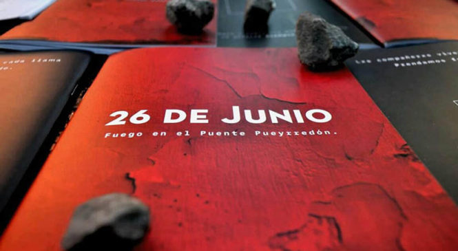 Fanzine colectivo por Darío y Maxi
