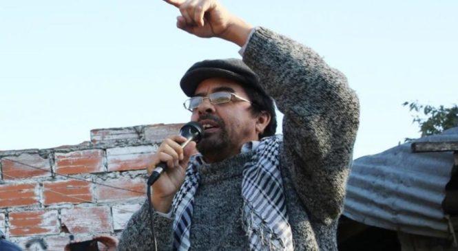 """La APDH ante la causa contra Fernando Esteche: """"con presos políticos, no hay democracia"""""""