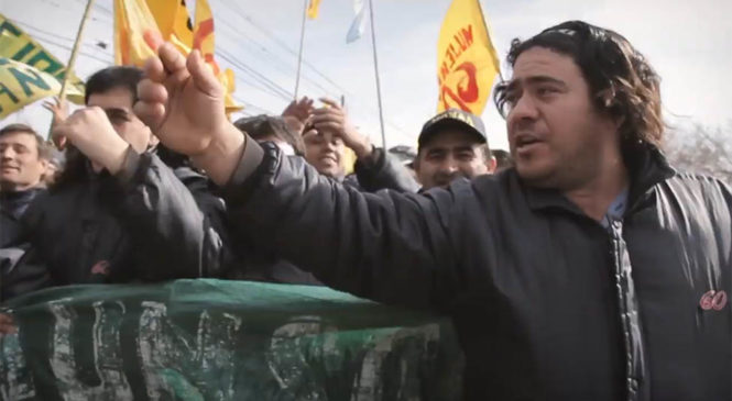 Festival solidario por los trabajadores de la Línea 60 procesados por luchar