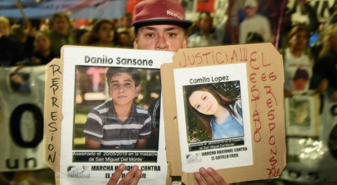 Masacre de Monte: la CPM apeló la falta de mérito de los policías Gutiérrez y Righero