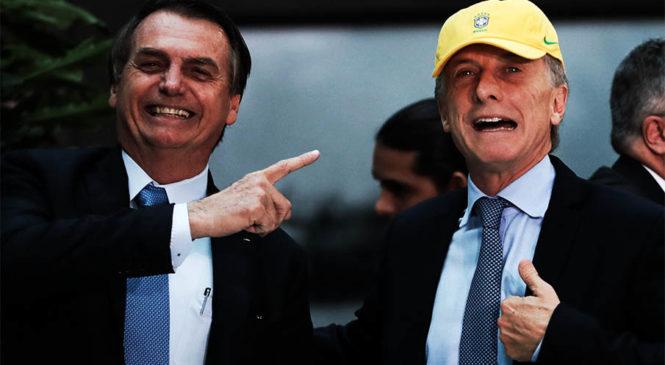 """""""El epicentro del Grupo de Lima es subordinar a Venezuela a la lógica derechista que se está expresando como nueva hegemonía en el Mercosur"""""""