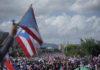 ¡Pa'lante, Puerto Rico, pa'lante!