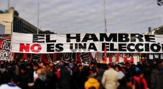 Tras las Paso: Los movimientos sociales continuarán la lucha en las calles contra el ajuste y el FMI