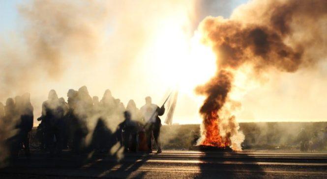 Chubut: el Estado implosiona y en calles y rutas prueban nuevos modos de la lucha de clases