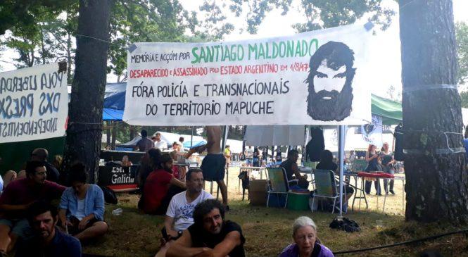 """""""Sergio Maldonado está convencido de que el cuerpo de Santiago fue plantado"""""""