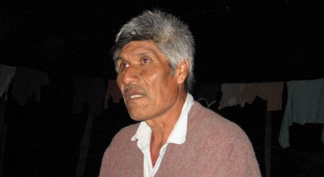 Murió Milcíades Mansilla, dirigente qom que le puso el cuerpo a la lucha indígena