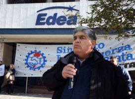 Falleció el obrero lucifuercista José Rigane, Secretario General de FeTERA