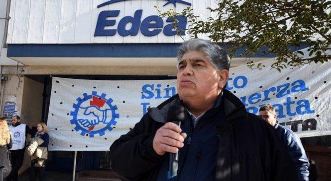 """José Rigane: """"Rogelio Pagano está negociando la venta de sus empresas eléctricas a inversores chinos"""""""