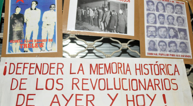 A 47 años de la Masacre de Trelew