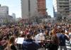 La Plata: Protesta de trabajadoras/es contra el vaciamiento del Teatro Argentino