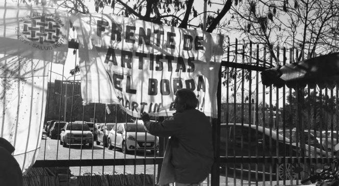 Exigen la libertad del artista Julio César Baez