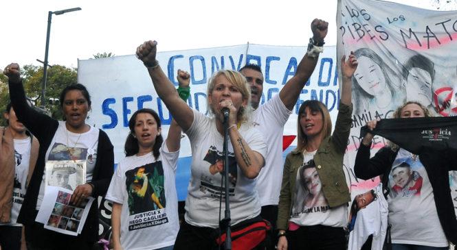 5ta Marcha Nacional Contra el Gatillo Fácil