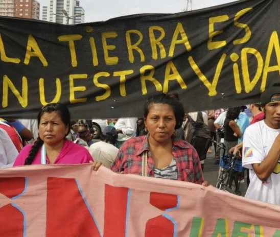 Denuncian un cuarto de siglo de derechos indígenas incumplidos