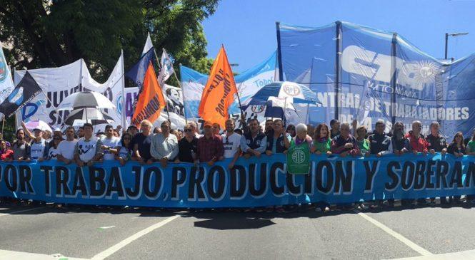 La derrota de Macri es el triunfo de la organización de la clase trabajadora