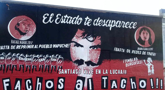 Santiago Maldonado: lo que el Estado no pudo explicar
