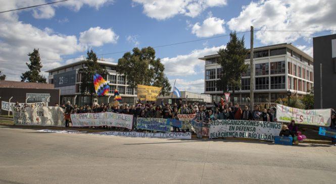 """""""EIDICO: Fuera de nuestro municipio, no más humedales destruidos ni vecinos inundados"""""""