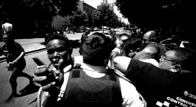 """""""Vamos a sufrir en las calles lo que sea necesario porque es nuestra forma de sobrevivir"""""""