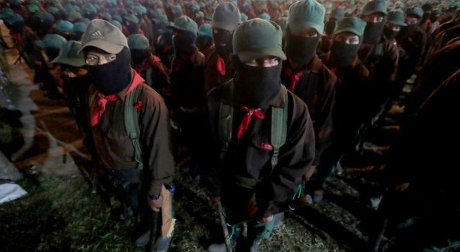 México: crea el EZLN 11 nuevos Caracoles y 16 Municipios Autónomos Rebeldes