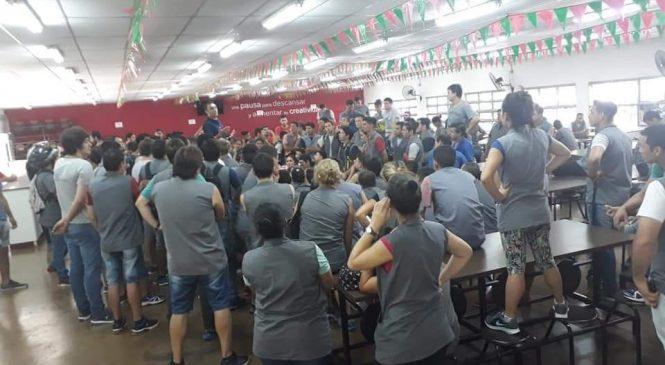 Misiones: DASS se lleva máquinas de su planta de Eldorado y temen más despidos