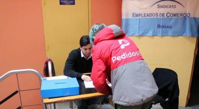 Rosario: empleados de Pedidos Ya eligieron delegados y tienen reconocimiento legal