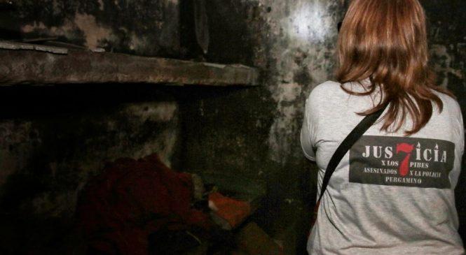 Masacre de Pergamino: Visita al horror